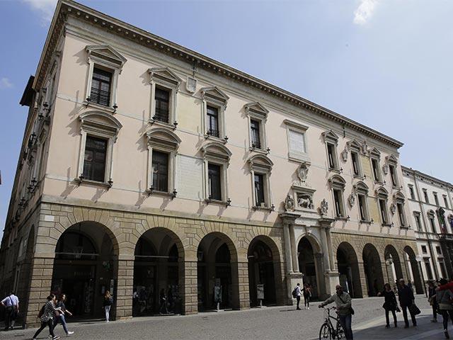 Sede edificio esterno - Labor Law Università di Padova