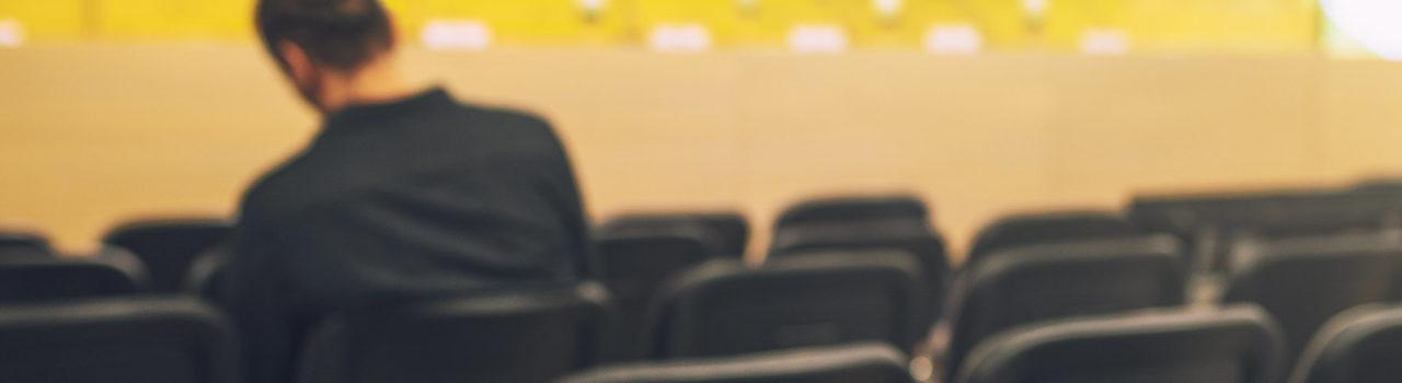 Sedie sala convegni - Labor Law Università di Padova